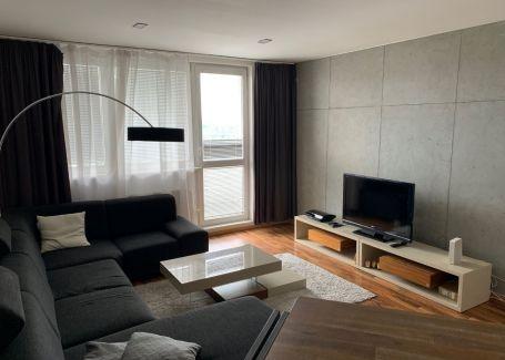 Prenájom 3 izbový byt, Nobelovo námestie, 74 m2