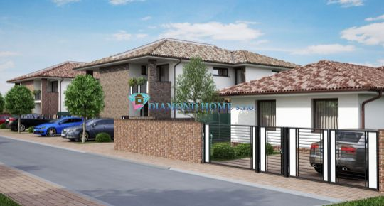 Diamond Home s.r.o. Vám ponúka na predaj nové 3 izbove byty v meste DS - časť zápAD -  WEST TOWN
