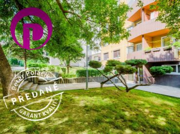 PREDANÉ - 3i byt, 76 m2 – BA – Devínska Nová Ves: veľký a VÝBORNE DISPOZIČNE RIEŠENÝ