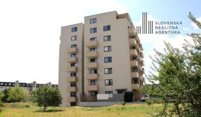 PREDANÉ: na predaj moderný 2 izbový byt, 5 ročná novostavba, krásne prostredie, Kadnárova ul., Bratislava - Rača