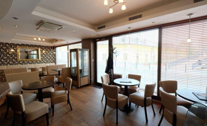 Štýlová kaviareň v Bratislave I. na prenájom