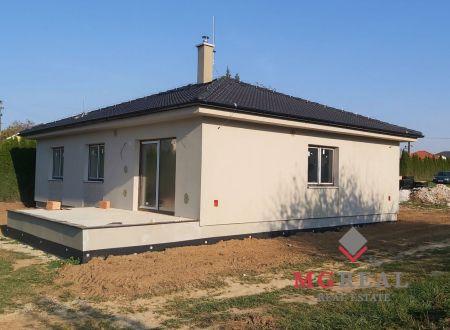 Novostavba rodinný dom Kuzmice2 - nová cena