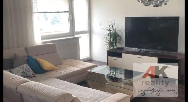 Prenájom 4 izbový byt Bratislava-Ružinov, Ružinovská
