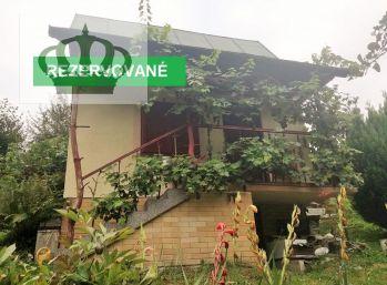 Záhradkárska chata na Mihaľove v Bardejove - ZNÍŽENÁ CENA