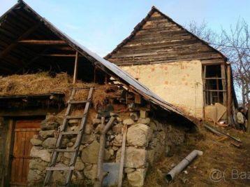 Starší rodinný dom v Seľanoch, okr. Veľký Krtíš
