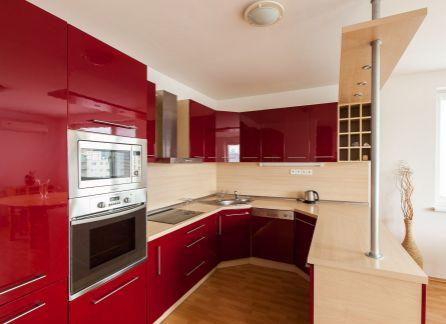 StarBrokers - LEN U NÁS! 3-i byt (150 m2), s veľkou terasou s výhľadom na Kamzík, logia + 2 garážové státia