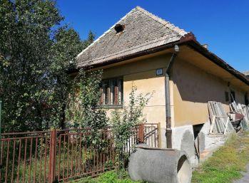 Starší rodinný dom Veľká Ves, okr. Poltár