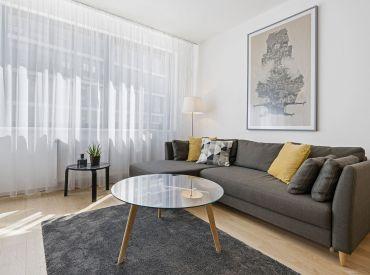 Nadštandardný 2 izbový byt s parkovacím miestom, Zuckermandel