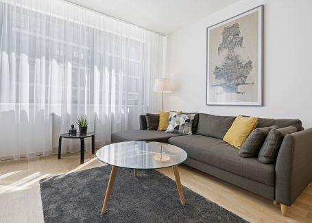 Rent luxury 2 bedroom apartment with parking space, Zuckermandel
