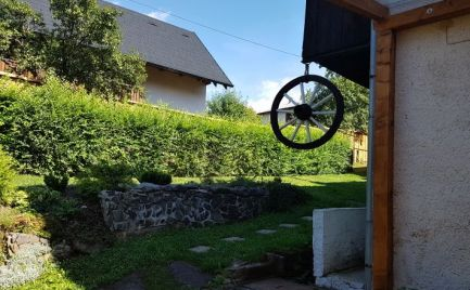 REZERVOVANÉ Ihneď obývateľná chalupa - Nízke Tatry