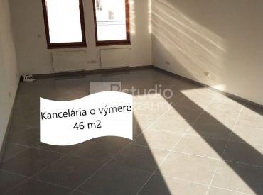 PRENÁJOM - kancelária, obchodný priestor 46 m2 / Trnava / Hornopotočná