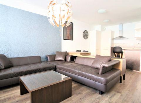 Na prenájom 2 izbový byt v novostavbe v pokojnej časti Ružinova