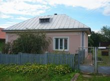 Rodinný dom v obci Nižný Hrušov