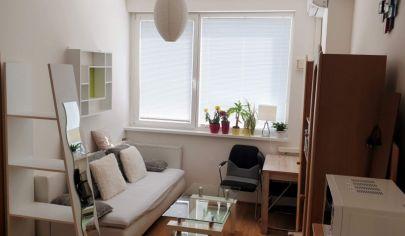 Slnečný 1-izbový byt s vlastným parkovacím miestom -Malacky