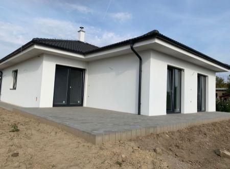 Novostaba Rodinný dom Preseľany