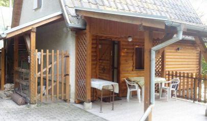 VYSOČANY,exkluzívne 4-izb.chata,s pozemkom 526 m2 okr.BÁNOVCE N/ BEBRAVOU