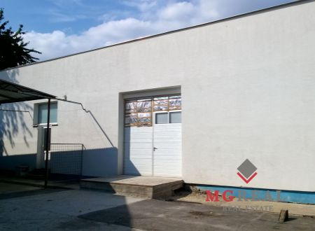 Multifunkčná 150 m² priemyselná budova v Trnave na predaj