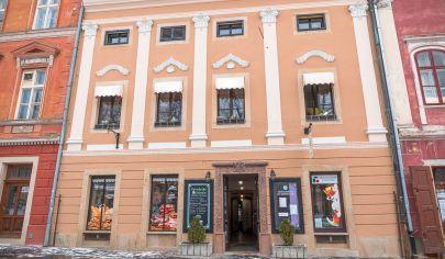 Meštiansky dom na hlavnom námestí v Levoči
