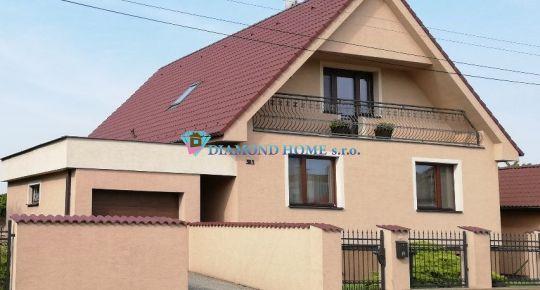 Rezervované/ DIAMOND HOME s.r.o. Vám ponúka na predaj krásny 5 izbový rodinný dom s peknou záhradou neďaleko od Dunajskej Stredy v obci Horná Potôň!