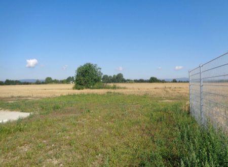 Na predaj pozemok v priemyselnej zóne Bernolákova s rýchlou dostupnosťou D1