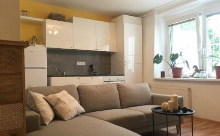 PRENÁJOM 2 izbový apartmán Bratislava širšie centrum Oravská EXPIS REAL