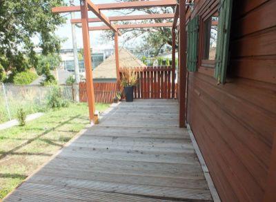 Ponúkame Vám na predaj mobilný drevo-dom -  Bratislava-Karlova Ves,  priamo v srdci Slávičieho údolia