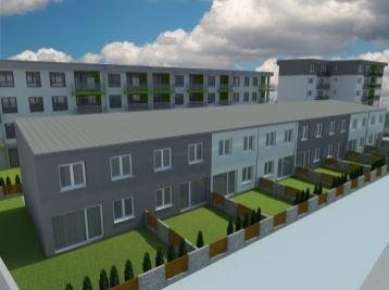 ***NOVOSTAVBA: Nový 2 izbový byt v ŠTANDARDNOM vybavení a s kuchynskou linkou!!!