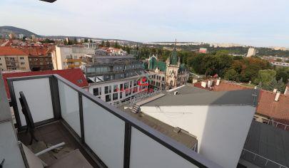 Tehlový, reprezentatívny, 3izb. byt 71m2 + loggia, predaj,Košice-Staré mesto, Puškinova