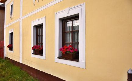 Rodinný dom - kúria, Lubina