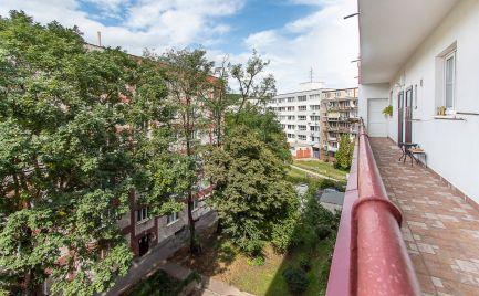 DOM-REALÍT ponúka zariadený 1izbový byt v žiadanej lokalite