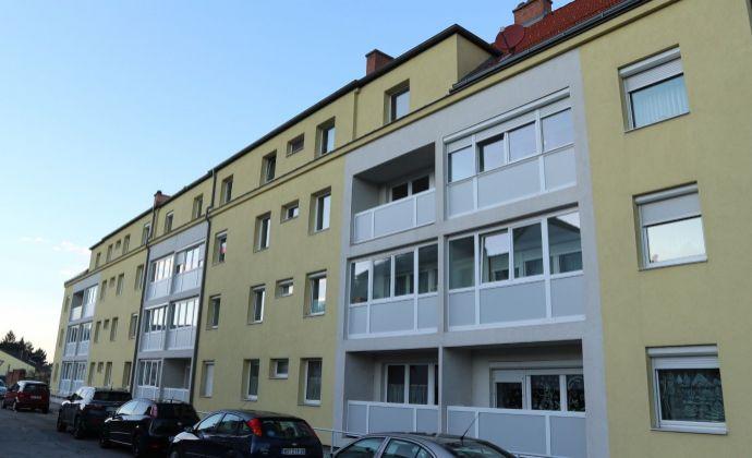 Príjemný 2-izbový byt v tehlovom dome v Hainburgu