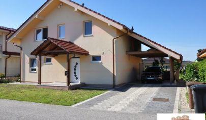Predaj krásny rodinný dom novostavba 5 izbový v Slovenskom Raji, Mály raj.