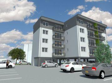 ***NOVOSTAVBA/ BYTY PÁNSKE II. - NOVÝ 3 izbový byt s modernou dispozíciou a v štandardnom vybavení!!!