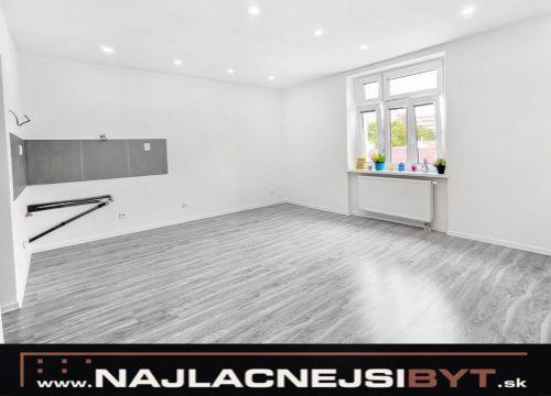 NOVÁ CENA Najlacnejsibyt.sk: BAIII - Nové mesto, Osadná ul., 2-izbový, 41,72 m2, kompletná rekonštrukcia september 2019