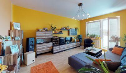 Na predaj 3-izbový byt Severná 2 62m2, kompletná rekonštrukcia