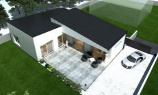 Predaj pozemku so stavebným povolením v KU Budimír-Beniakovce
