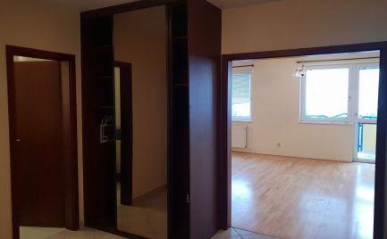 PRENAJATE ! Veľký 2-izbový byt v NOVOSTAVBE