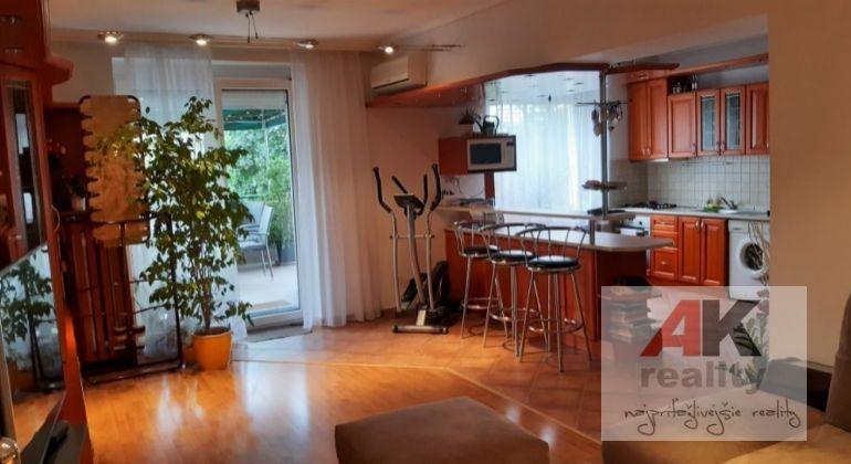 Prenájom 2 izbový byt Bratislava-Ružinov, Miletičova