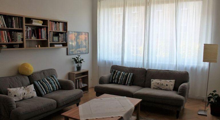 Prenájom 3 izbový byt Bratislava-Staré Mesto, Šancová ulica