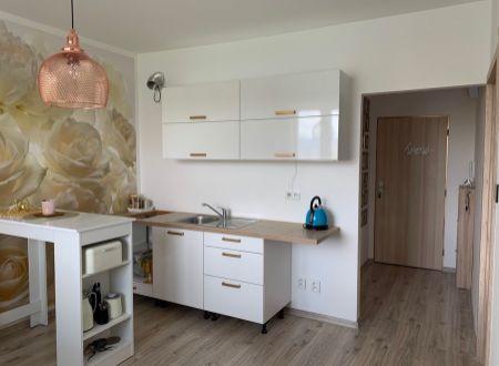 1 izbový byt s balkónom Topoľčany