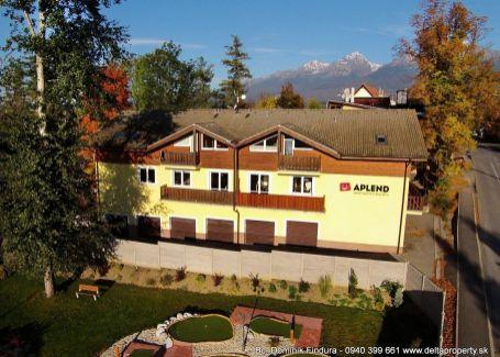 DELTA - Moderný apartmán s balkónom na predaj Veľký Slavkov - skvelá investícia