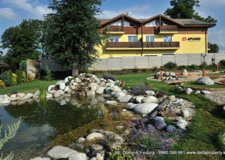 DELTA - Štýlový kompletne zariadený apartmán na predaj Veľký Slavkov - skvelá investícia!!!