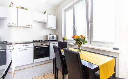 DOM-REALÍT ponúka Zariadný 1 izbový  tehlový byt v žiadanej lokalite