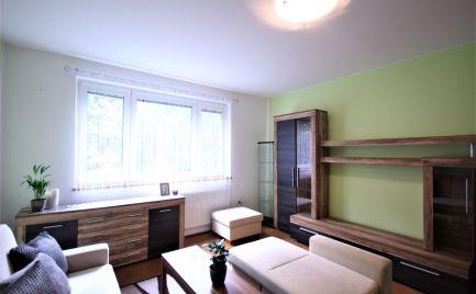 PRENÁJOM - zariadený 4i byt v zelenej časti Petržalky, BA V.