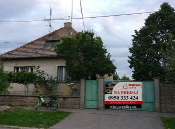 Rodinny dom Sereď, Svätoplukova ul.
