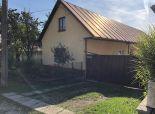 VIV Real predaj vidiecka chalupa/rodinný dom v obci Štvrtok