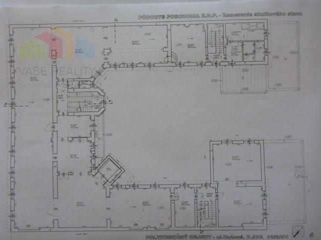 Investičná príležitosť, Na predaj  Polyfunkčný objekt ILAVA, ul. Ružová -  pozemok 1135 m2