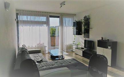 Ponúkame do prenájmu 2 izbový byt v novostavbe Tatra City na Černyševského ulici pri Auparku.