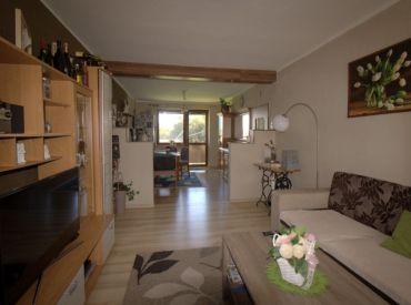 Nadštandardný 3 - izbový byt s garážou a záhradkou len 9 minút od Popradu