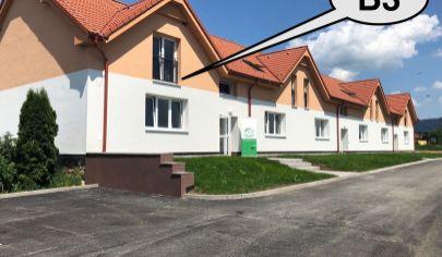 2 izbový byt v novostavbe v obci STUDENEC_B3